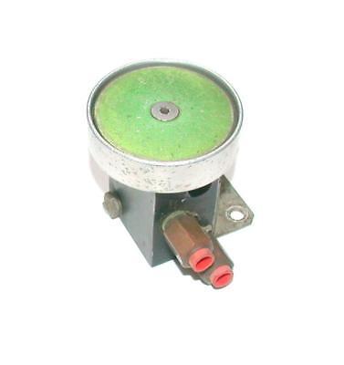 Clippard Pb-1-gn  Green  Palm Button Pneumatic Valve 18 Npt