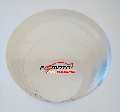 2mm Aluminum 3003 Blank Round Plate Disc Circle Flat Sheet 7 10 11 1214 16