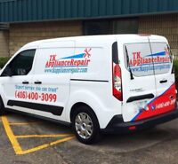 APPLIANCE REPAIR SERVICE - Low Rates