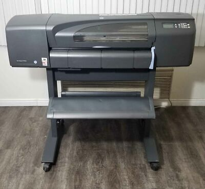 Hp Designjet 800ps C7779c 24 Large-format Printer Plotter - Local Pickup Only