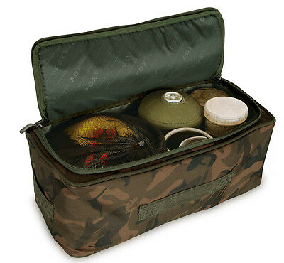 Fox NEW Carp Fishing Camo Lite Luggage Standard Storage Bag Camolite - CLU284