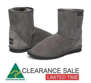 Ugg Boots Classic Short 100 Australian Made Clearance Sale