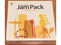 NEW Apple GarageBand Jam Pack Rhythm Section Genuine Software Retail