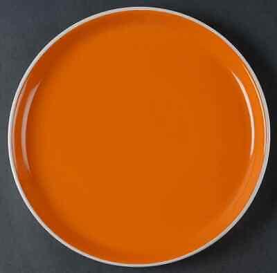 Oneida COLOR BURST CHILI MANGO Dinner Plate 8547980