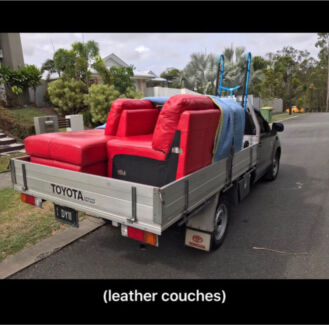 MAN & A UTE HIRE (from $20) - SAVE $$
