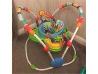 Baby Einstein & Friends Baby Jumper & Activity Station