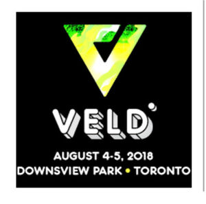 SELLING GA AND VIP VELD TICKETS