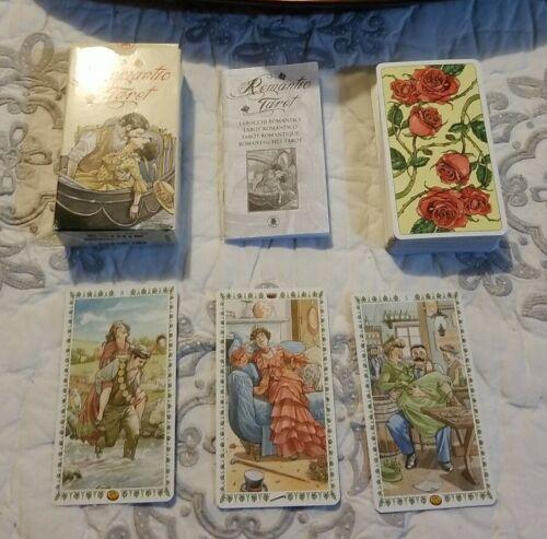 Romantic Tarot Cards - $24.99