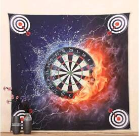 HOMTOD Dartboard Tapestry Wall Hanging Home Decor Gothic Tapestry For Living Room/Dorms