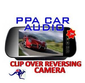 7 inch reversing mirror & camera 0.4.0.4.2.2.7.9.4.2. Bentleigh Glen Eira Area Preview