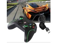 USB Wired Game Remote Controller Gamepad Joystick for Microsoft Xbox One ZY