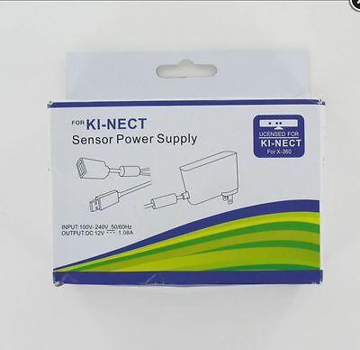 Adaptador Cable Alimentación de Ca Para Kinect Para Microsoft Xbox 360