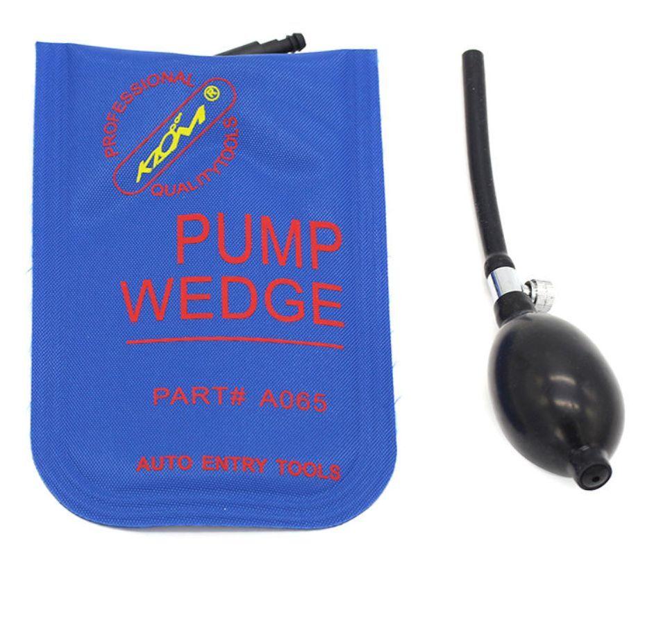 Air Pump Wedge Alignment Tool Inflatable Shim Air Cushioned Powerful Hand Pump
