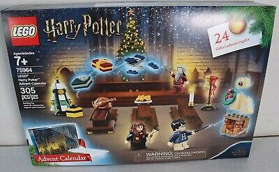LEGO 75964 Harry Potter 2019 Advent Calendar 305pcs New
