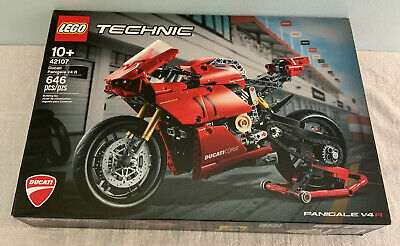 Lego Technic 42107 Ducati Panigale V4 R (open box)