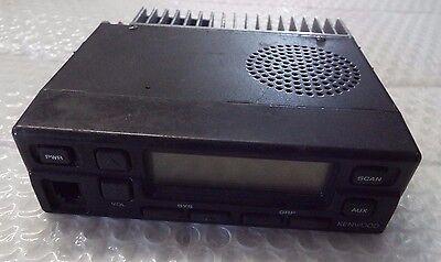 Kenwood Tk-840 Uhf 25 Watt Mobile Radio An11.