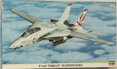 """F-14A, """"Tomcat"""", """"Sundowners"""", Hasegawa, 1/72, gebraucht gebraucht kaufen  Deutschland"""
