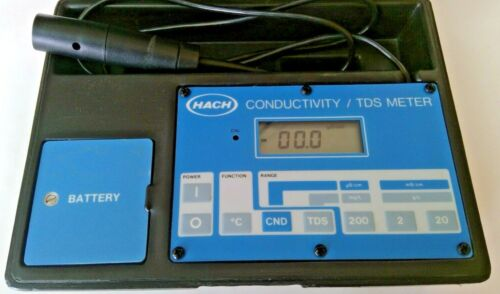 Hach 44600 Conductivity / & TDS Meter