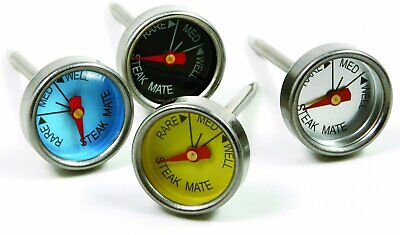 Norpro Mini Steak Thermometers, Set of 4