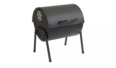 Entry Table Top Oil Drum Charcoal BBQ