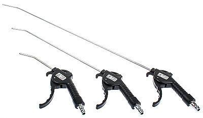Druckluft Werkzeug Set Ausblaspistole 3tg Druckluftpistole Pressluft Blaspistole