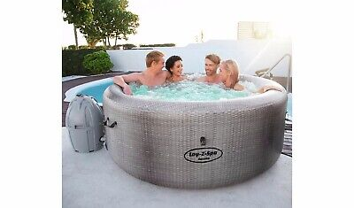 Lazy Spa Lay-Z-Spa Cancun Bestway Inflatable Hot Tub Spa - 2-4 Person NEW