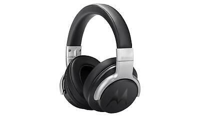 Motorola Escape 500 Over-Ear NC Wireless Headphones - Black 8247401 R