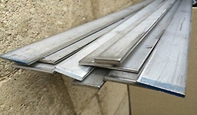 Alloy 304 Stainless Steel Flat Bar - 12 X 4 X 48