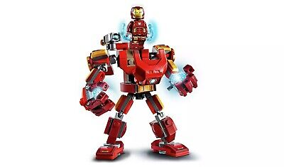 Lego Marvel Avengers Classic Iron Man Mech Building Set - 677890