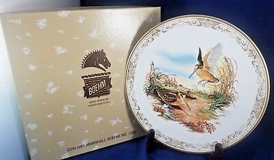 (Boehm GAME BIRDS OF NORTH AMERICA Collector Plate 10 5/8