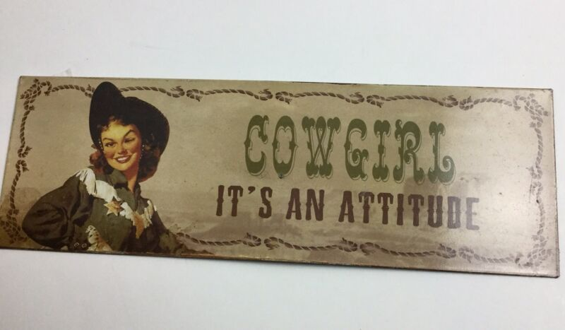 Cowgirl - It