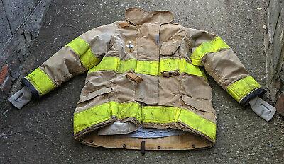 Sperian Firefighter Size 3630 Jacket Coat Bunker Turnout Gear Morning Pride