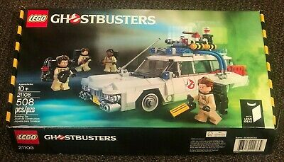 LEGO Ghostbusters Ecto-1 (21108) - 100% complete - Retired Set