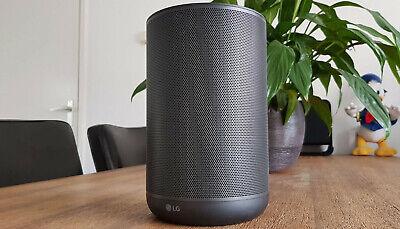 Lg Cassa Bluetooth Wifi Altoparlante + Assistente Google Incluso Nero WK 7
