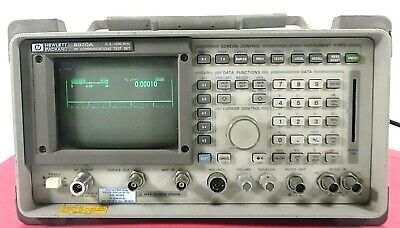 Hp Agilent 8920a Communications Service Monitor-free Shipping