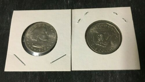 1979-S Susan B Anthony Dollar - Uncirculated SBA $1 Coin USA 1979-S SBA UNC