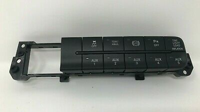 2013 Dodge Ram 2500 Diesel Instrument Panel Switch Factory Mopar New OEM