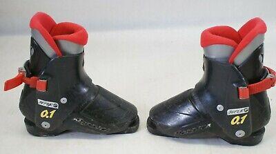 and Roxy boots KIDS SKI PACKAGE Head Mojo Spawn III 87cm PINK ROXY Bindings