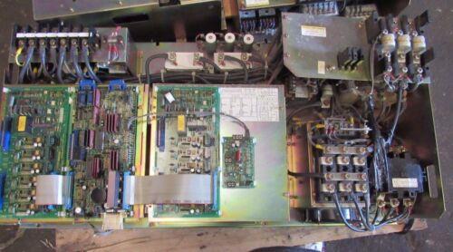 Fanuc Velocity Control Unit Type No. A06b-6053-h100 Mfg No. P3yc00003