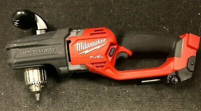 Milwaukee 2807-20 M18 Fuel Hole Hawg 12 Right Angle Drill Tool Only