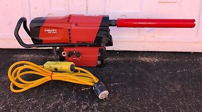 Hilti Dd250 Concrete Diamond Core Drill System W Bit - Drill Only Great Shape