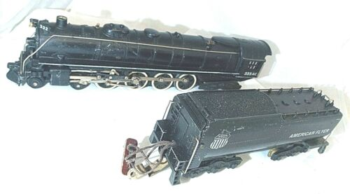 1951 American Flyer No 332AC Northern 4-8-4 Locomotive & Tender