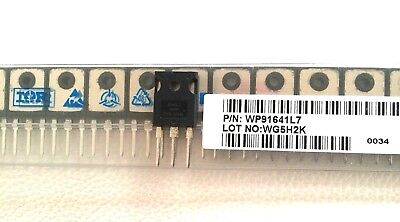 Wp91641l7 91641l7 Power Mosfet Transistor By Ir Lot Of 25