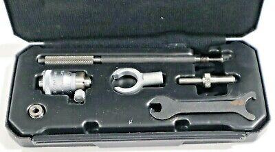 Brown Sharpe 599-263-1 1-2 Rod Verier Inside Micometer   D384