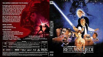 Star Wars - Episode 6 - Return Of The Jedi (DVD, 2006, 2-Disc Set, Box Set)