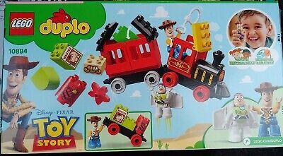 LEGO 10894 Duplo Disney Pixar Toy Story Train - 21 Pieces NEW IN BOX VHTF