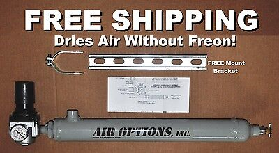 Refrigerated Air Dryer For 6 - 10 Hp 2-stage Air Compressor - Save 50 Now