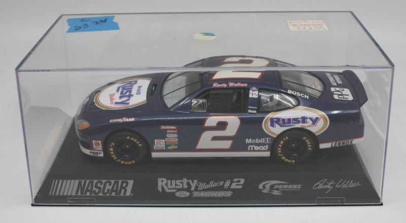 Scalextric #2 1:32 Ford Taurus Rusty NASCAR Slot Car