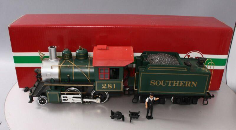 LGB 21232 Southern 2-4-0 Steam Locomotive & Tender EX/Box
