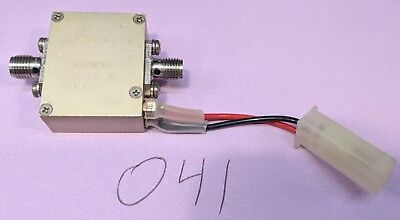 Lna Amplifier 100-1000 Mhz Stellex Cra89g Tested Guaranteed A41